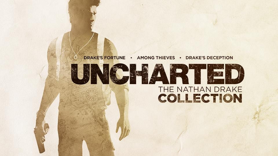 Uncharted: The Nathan Drake Collection arrives on PS4 October 9, 2015. http://t.co/FXO4dvrOb2 #Uncharted http://t.co/ulupll25yh
