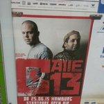 RT @FreakCanary: Ya queda menos para el concierto de @Calle13Oficial en Hamburgo. http://t.co/PqQcmp48wB