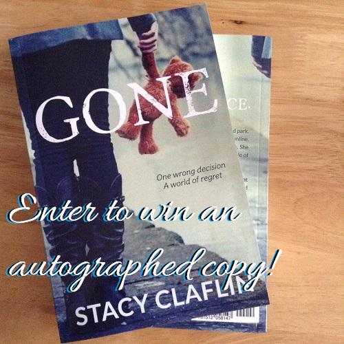 "Enter to win an autographed copy of Gone! ""A must read"" #CR4U #Suspense #giveaway #goodreads http://t.co/fWn85abZmK http://t.co/KcyF0ofnx8"