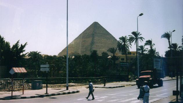 Egyptian Tourism Officers Killed in Attack Near Giza Pyramids