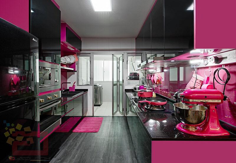 I think I just found my dream kitchen. HINT HINT MY FUTURE HUBBY~