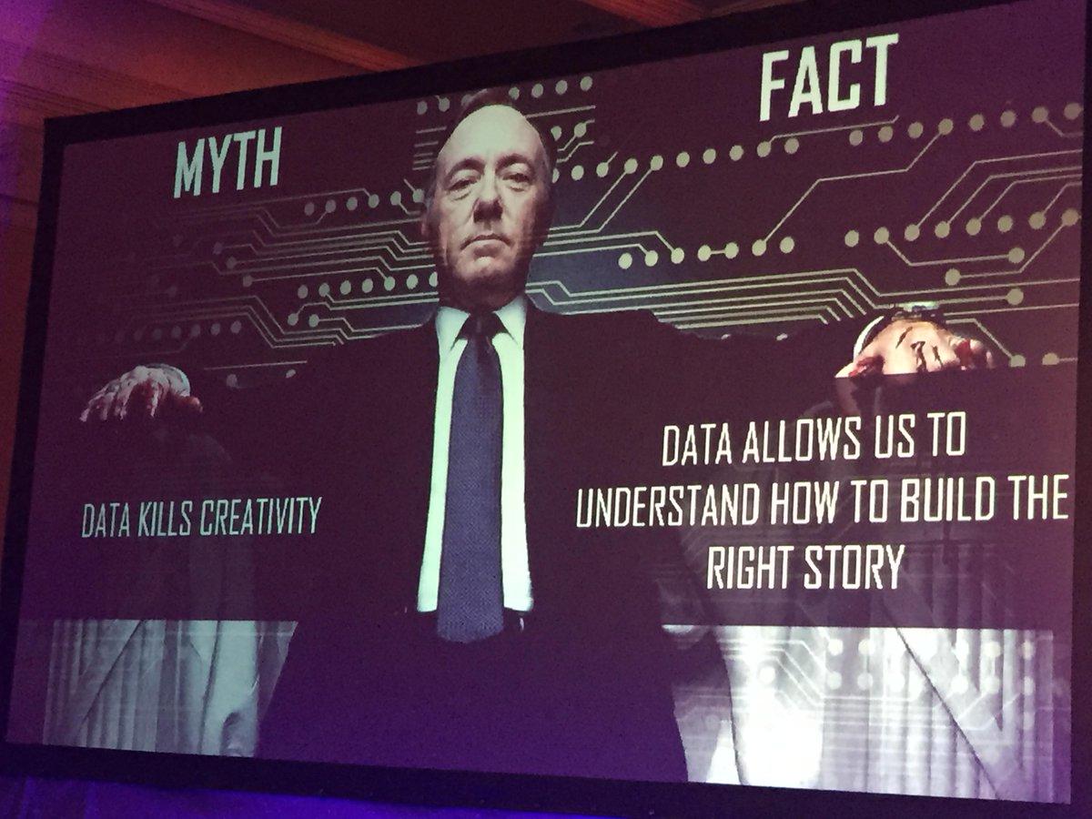 Data doesn't kill creativity @brentpoer #Stream15 http://t.co/FhHOMIXsnq