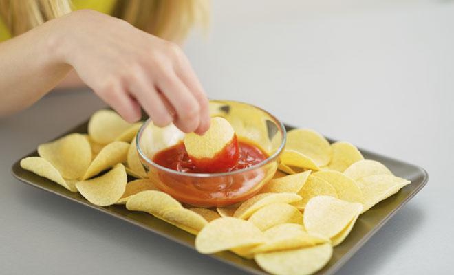 Dieta para bajar de peso. Errores en los hábitos alimenticios.