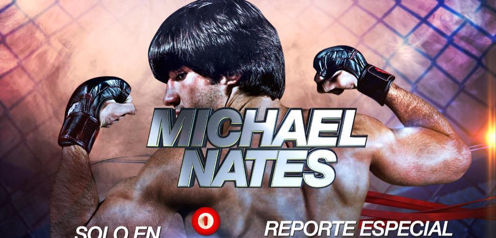 HOY! En @MundoFOX8! No se Pierdan este reportaje especial! @NatesMichael a las 5 y 10! http://t.co/8gEUsmoz4W