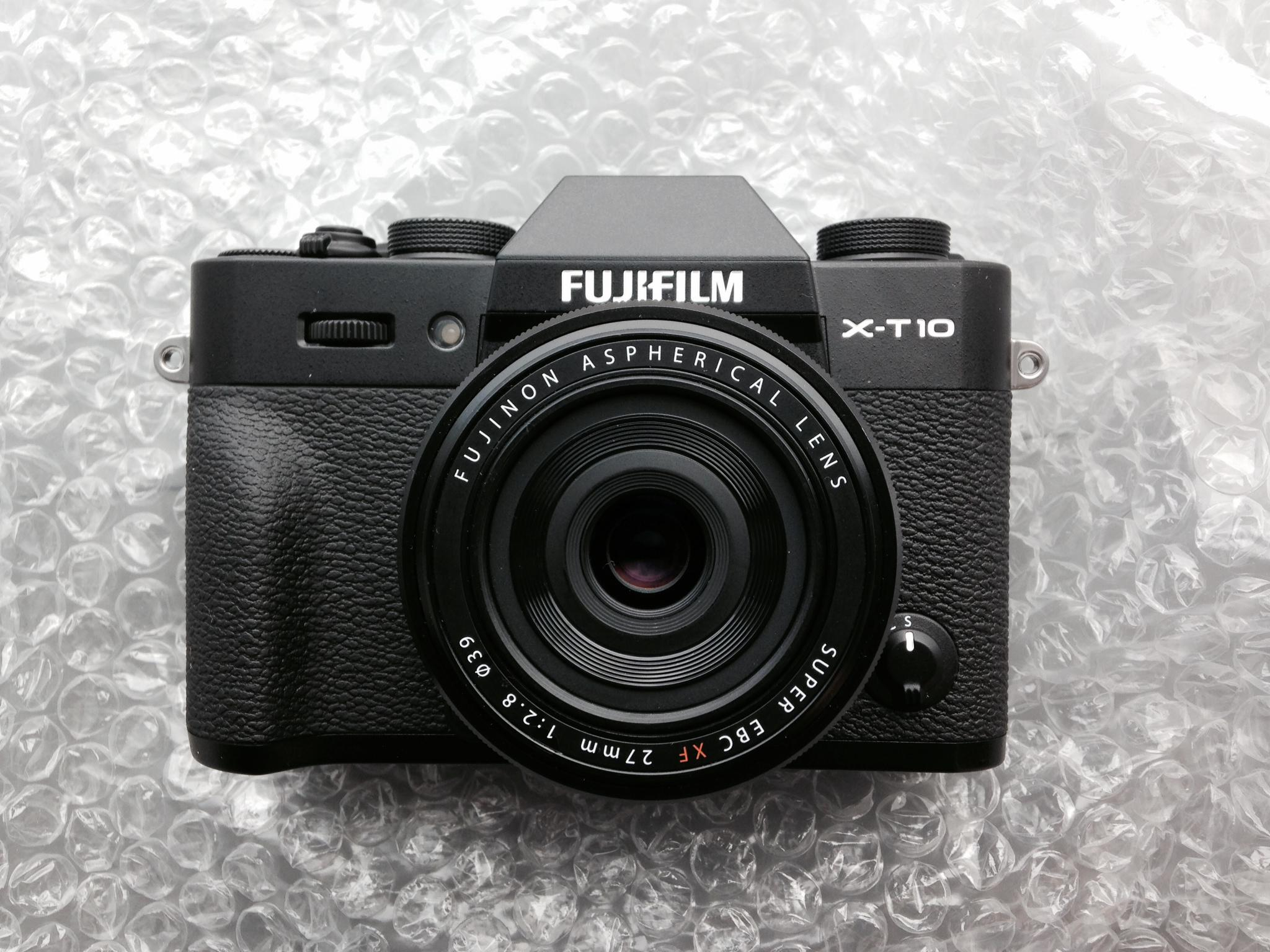 We love that new camera smell. http://t.co/O7nD9eXQMZ