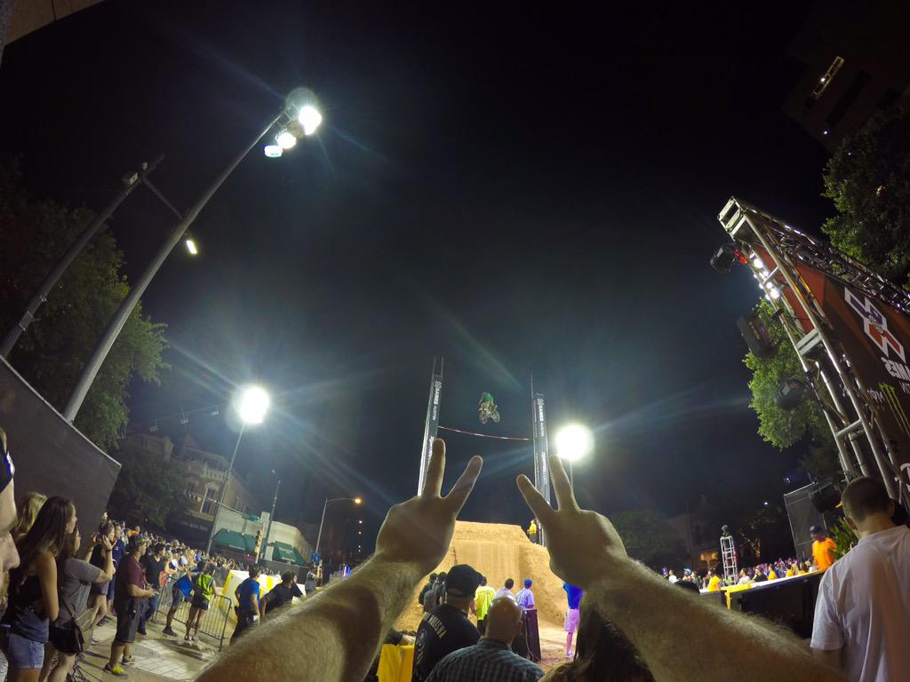 Woah, Step Up is no joke. #XGames #GoPro http://t.co/YytAhEOMFA