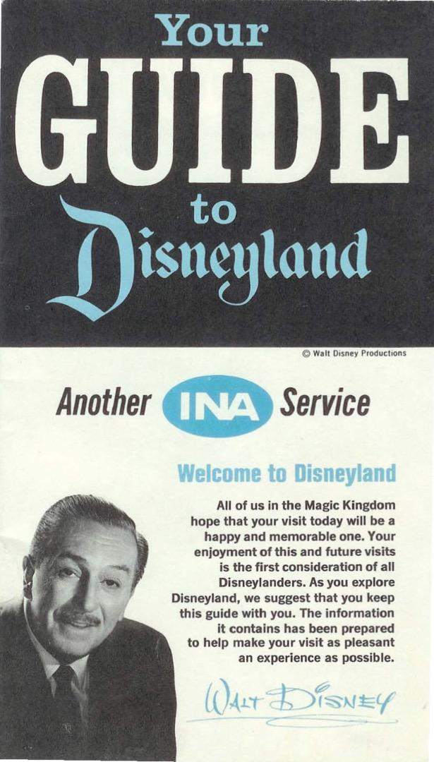 Disneyland's celebrating its 60th birthday this year, but here's a look at what was going on 50 years ago. #DL65 #tbt http://t.co/OH23jqcnCy