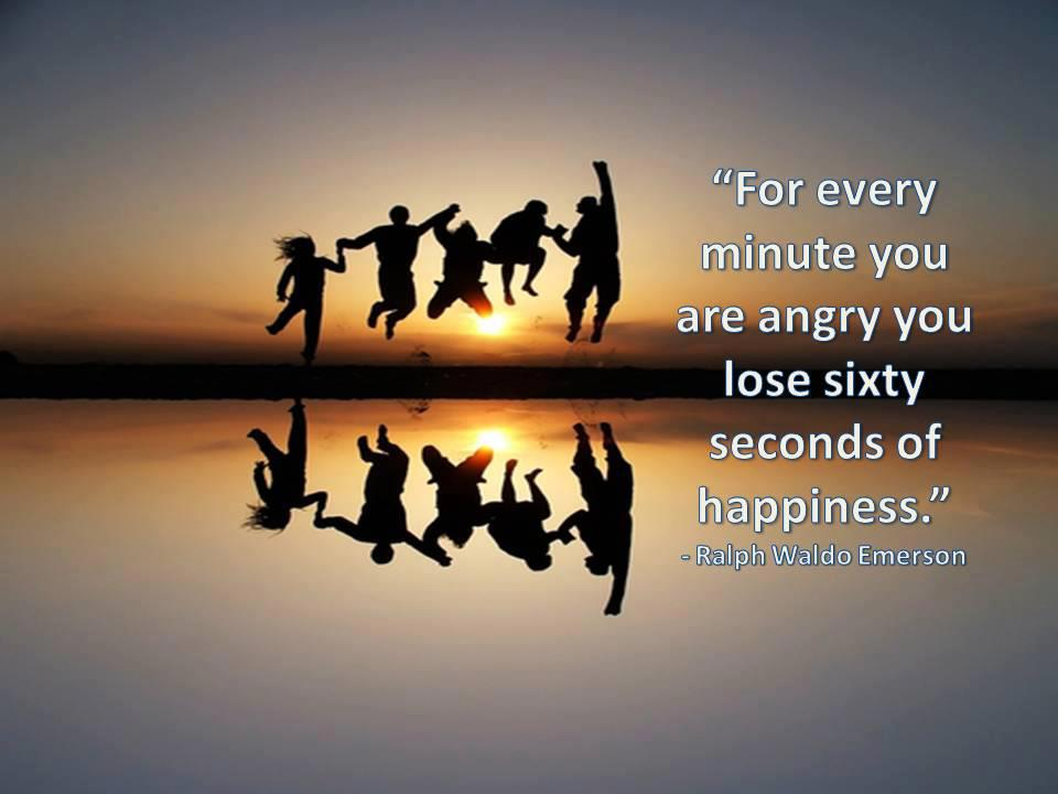 For every minute you are angry you lose sixty seconds of happiness! Be Happy #Connecticut! http://t.co/Tq95geam1k