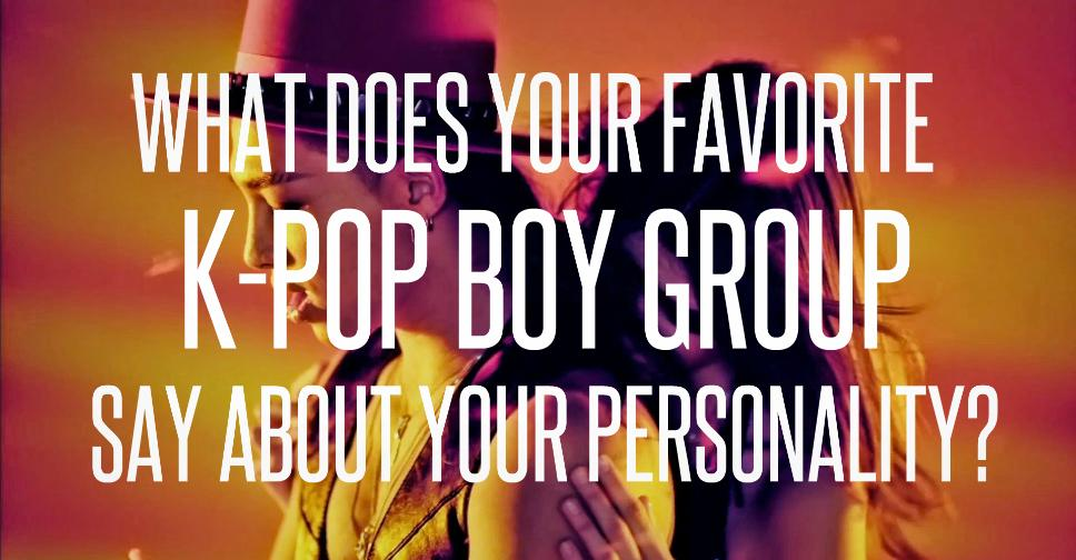 [★QUIZ] What Does Your Favorite K-Pop Boy Group Say About Your Personality? -- http://t.co/3mPupN4S0e http://t.co/w7WBolpDM7