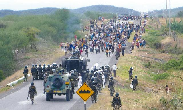 RT @AmazonMiller: Today is the 6th anniversary of Peru's #Baguazo massacre. Time to bring the responsible political leaders to justice! htt…