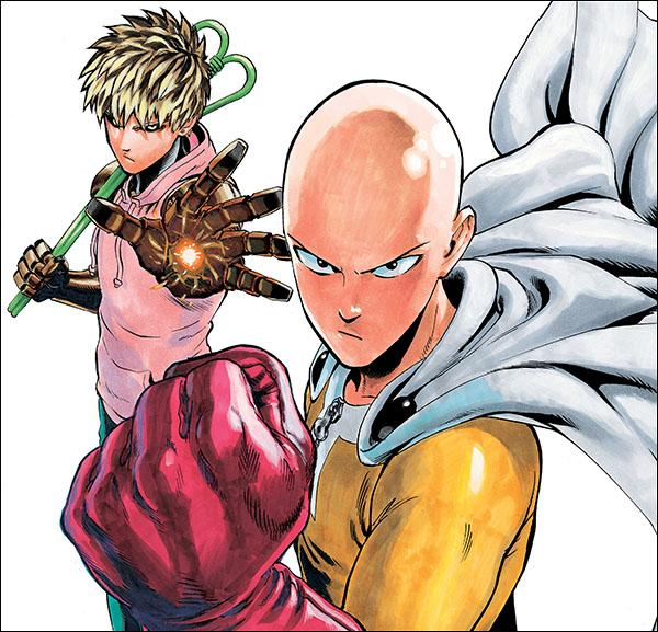 Start shining your heads, because ONE-PUNCH MAN IS COMING TO PRINT! Volumes 1 & 2 come out in September! #onepunchman http://t.co/Po180XFhju