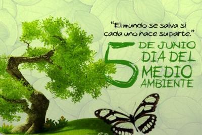 Feliz #DiaMundialdelMedioAmbiente. En las manos de todos está cuidar el mundo en que vivimos. RT y #Salvalatierra http://t.co/zbYSXOnbvO