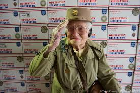 California's oldest female veteran,Bea Cohen,passed away on May 31st at the age of 105. Condolences to her loved ones http://t.co/WDzrIAfdfo