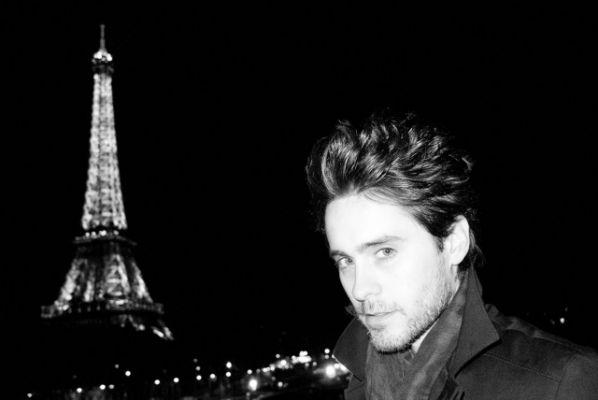 RT @widaohm: #FlashBackFriday there's something about.@JaredLeto in Paris can't wait2 see how he rocks it Sunday #COMParis @VyRT http://t.c…