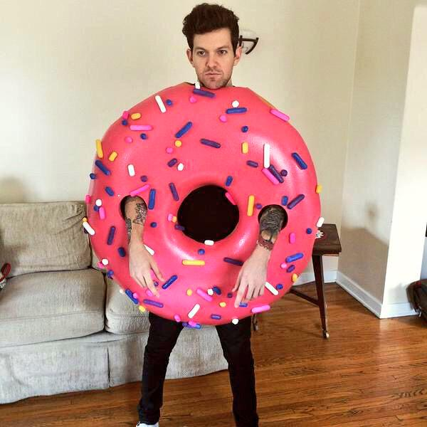 You Donut wanna miss @DillonFrancis tonight #NationalDonutDay #Vegas http://t.co/B7FDH65Wha