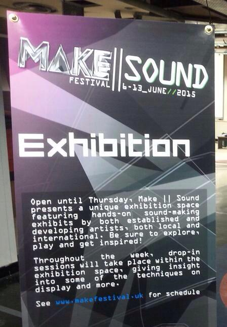 Join @CMleicester for a week of #Making! #sound #installations #interactions #artists @highcross 6-13th http://t.co/8R85SeZfcc