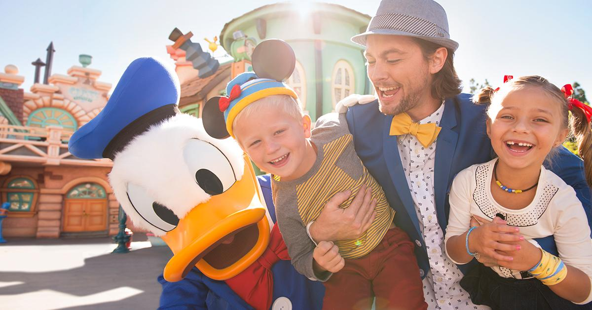 Earn or use QantasPoints to win a trip to the happiest place on earth! Disney60 T&Cs apply