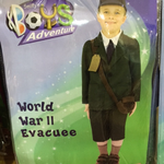 "As @elvis717 says, ""Who doesn't want to play World War II Evacuee""?"