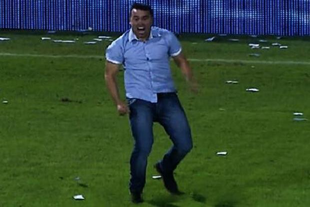 Diego Brancatelli (@diegobranca): Se imaginan a este hombre en unos años dirigiendo a la Selección @Argentina ?? Que dicen? http://t.co/XIZNYsGXrN