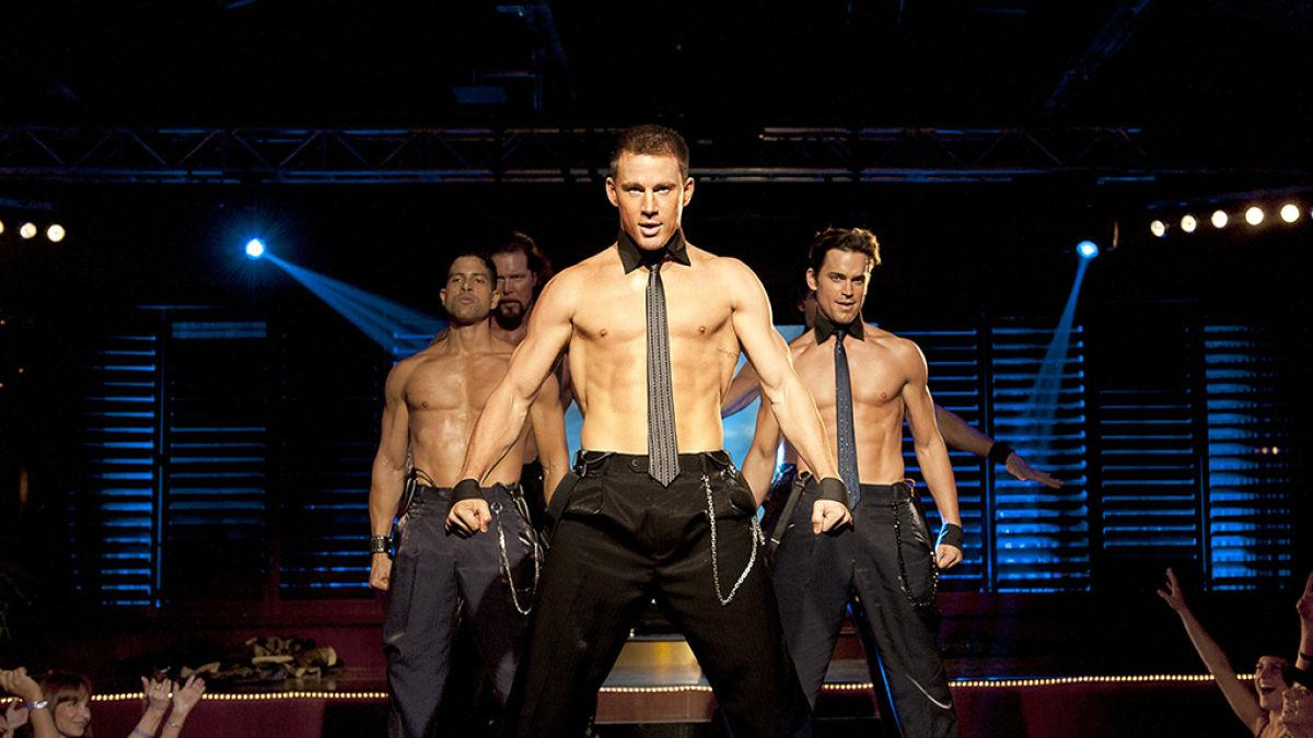9 NSFW Channing Tatum stripteases, ranked by pelvic thrusts: (via @MTV)