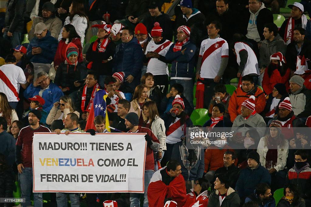 """Maduro tienes a Venezuela como el Ferrari de Vidal"" xD http://t.co/mGL0W45ZNG"