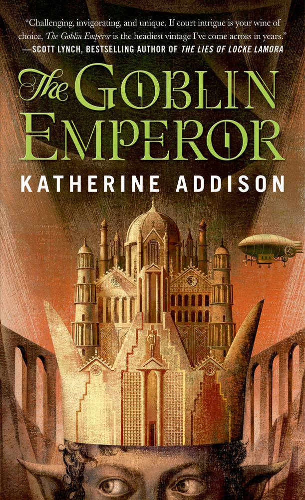 One of my favorite novels of 2014 was @pennyvixen's THE GOBLIN EMPEROR #thetoryouknow http://t.co/vp4jx4IrhB