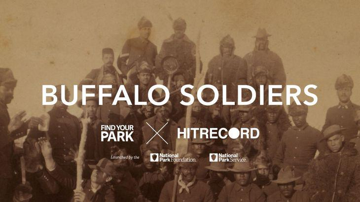 RT @hitRECord: Do you know any info about the Buffalo Soldiers? We wanna hear it! Contribute here: http://t.co/TXsTstGXFN http://t.co/2XOlG…