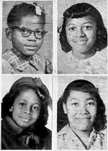 These girls were killed in a church over 50 yrs ago. Nobody called it an attack on faith @FoxNews #CharlestonShooting http://t.co/ho3N3tqKe1