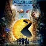 #Pixels new poster... In cinemas 31 July. http://t.co/cwAPThMrdt