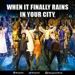 RT @Bangistan: Don't we love the monsoons after a long summer streak? http://t.co/Sdf3v8OIr2