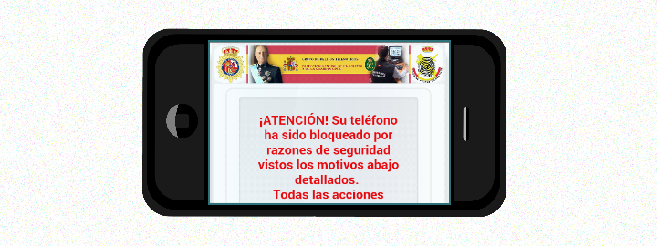 Cómo eliminar el virus de la @policia en dispositivos móviles #iOS y #Android https://t.co/YbQ2EMxIor http://t.co/4cprJN7NCM
