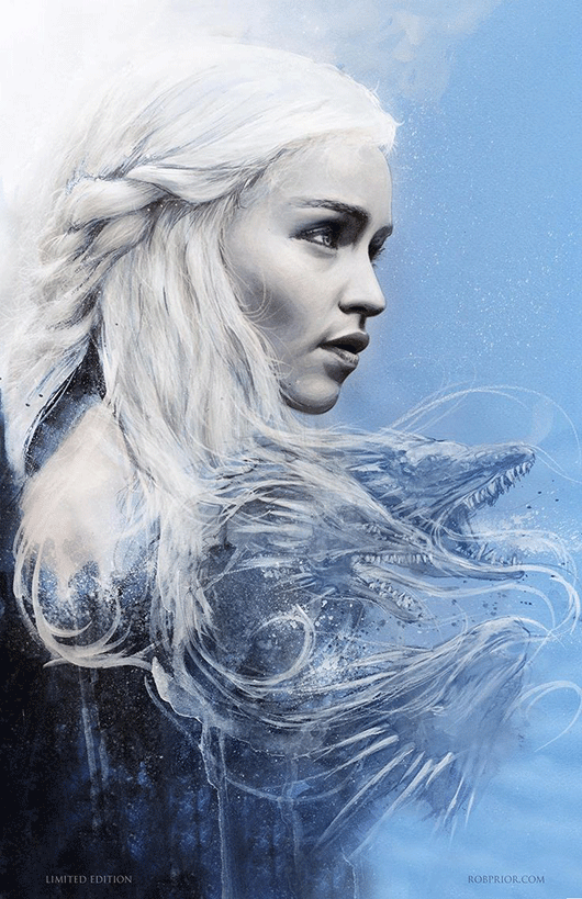 Game of Thrones artwork by #Painter Master @prior2art. #DigitalArt #Art http://t.co/Bxrs2GqXSA