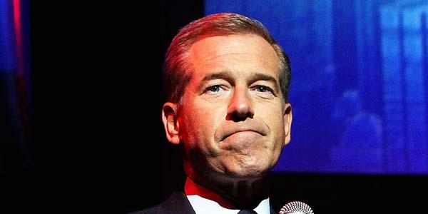 Brian Williams apologizes for 'things that weren't true,' but says he didn't intentionally lie