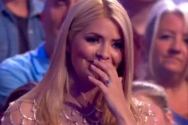 We need some tissues after watching this video of @hollywills getting an emotional surprise: