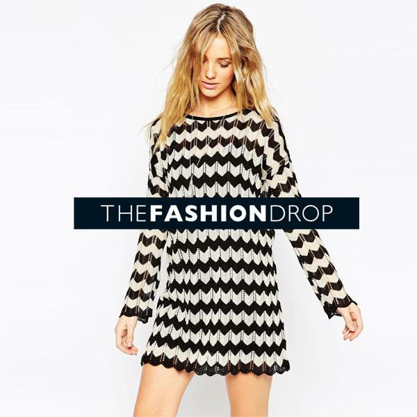 Chevron print is all over the high-street & we've got our pick of the best on today's Drop