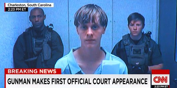 """""""Hate won't win."""" CharlestonShooting victims' relatives offer forgiveness for Dylann Roof"""