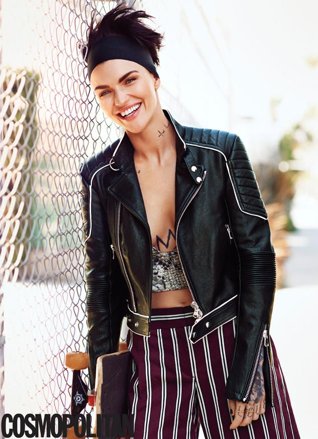 We're all collectively crushing on @RubyRose, right?