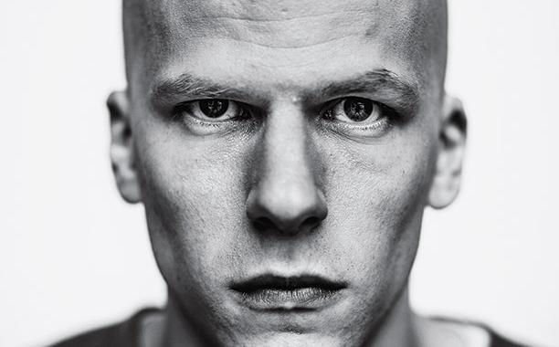 Jesse Eisenberg says Lex Luthor won't be a 'silly, villainous character' in BatmanvSuperman: