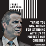Proud to support @NYGovCuomo to #RaiseTheAge. Sign the petition - http://t.co/9m4kchatzl #FREEAMERICA