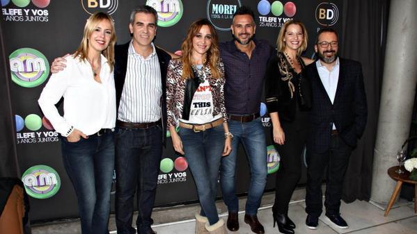 DESDE EL 29/6, hacemos las mañanas de #Telefe con @milcastellini @lozanoveroam @gerardorozin @ZampiniCarinaOk #Leo http://t.co/yKwoHGSC9p