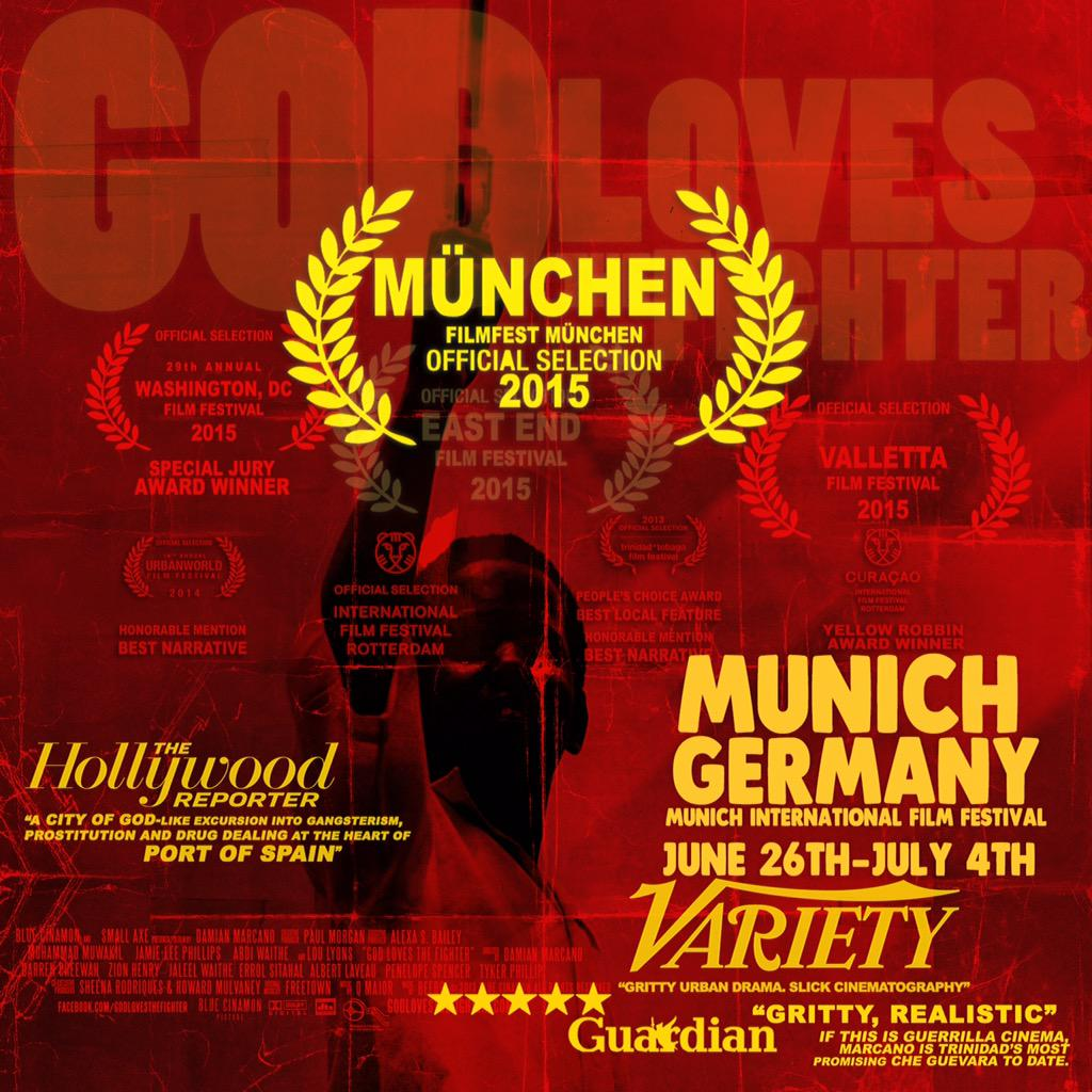 Only a few days left till #ffmuc Germany here we come #GodLovesTheFighter http://t.co/fyCB15al9j