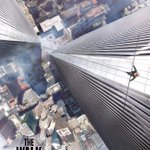 From director Robert Zemeckis... Teaser poster of #TheWalk.