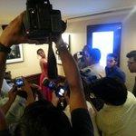 At PVR Plaza Delhi Cannaught Place Delhi... The Hunt for #PoonamPandrykaHero #Helen http://t.co/9Ynrk3WVKq