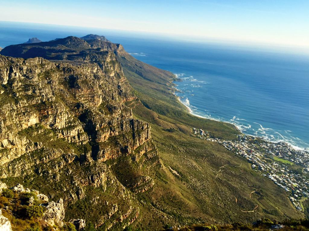Cape Town South Africa Have Said In Countless Interviews It 39 S The Most Beautiful City In The
