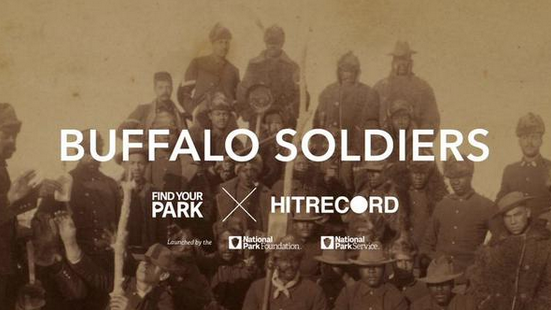 RT @hitRECord Do you know any info about the Buffalo Soldiers? We wanna hear it! http://t.co/Mv2YAMtNOL http://t.co/xXNhHw0Pd6