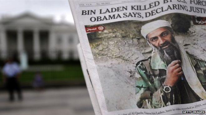 Osama Bin Laden's son asked US for death certificate, according to leaked letter