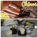 """5.Ketiga, jawab pertanyaan berikut """"apa saja varian dari Chinos utk saat ini?""""  #kuisChinosI http://t.co/9aIsnYxhNJ"""