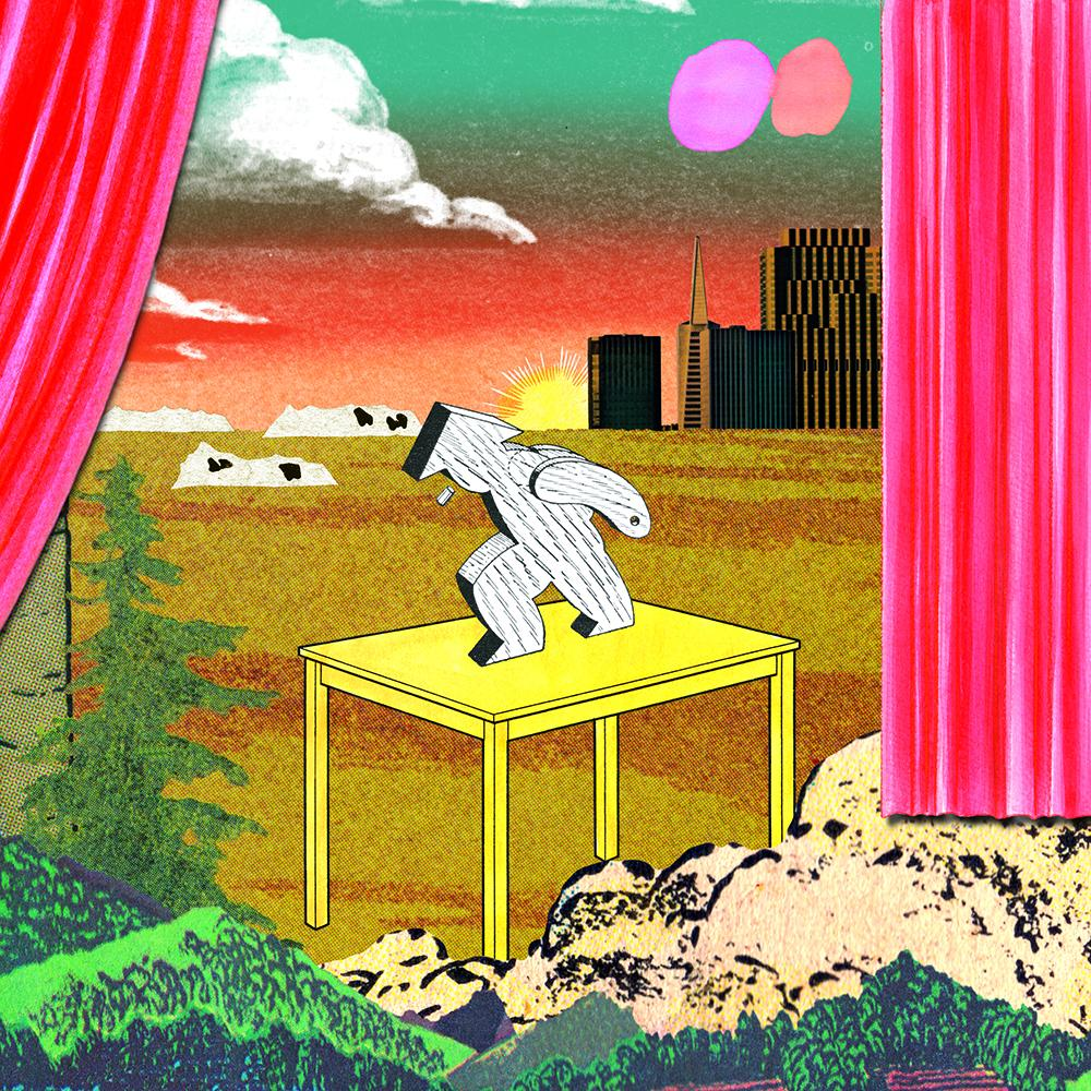 """Alfred Beach Sandal New Album """"Unknown Moments"""" 8月5日リリース。 気が狂いそうなくらい名作です! http://t.co/8yaBYMv8jg http://t.co/ZTX0crY0xU"""