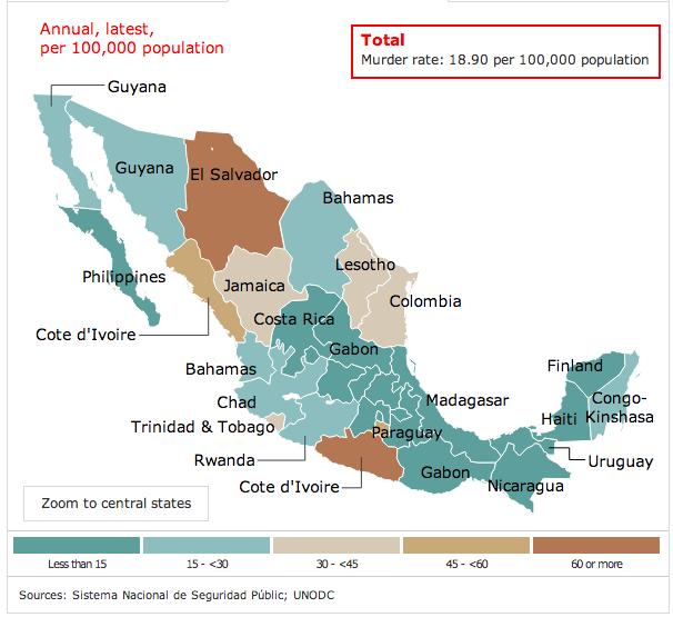 Claro y es bueno compararse @luisborja76 @julioastillero Otro ejemplo: MX y países con tasas de homicidios similares http://t.co/r6ZMVrQCwA
