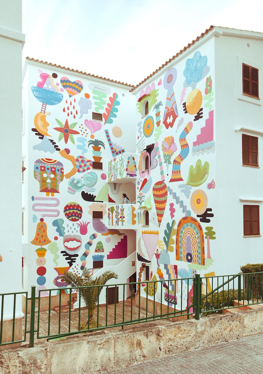 Zosen & Mina Hamada are two visual artists based in Barcelona, one from Argentina... http://t.co/kFDVdrDWGK http://t.co/o4f7L0dNdX